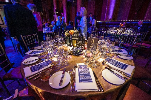 The Archaeological Institute of America presents it's 4th Annual Spring Gala at Capitale in New York City.