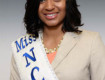 Miss A&T Represents University with Pride and Professionalism
